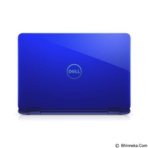 DELL Inspiron 11 3168 (Pentium N3710) - Blue - Notebook / Laptop Hybrid Intel Quad Core