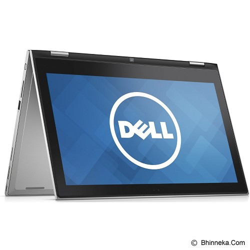 DELL Inspiron 13 7348 (Core i7-5500U) - Silver - Notebook / Laptop Hybrid Intel Core I7