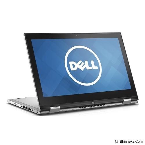 DELL Inspiron 13 7348 (Core i5-5200U) - Silver (Merchant) - Notebook / Laptop Hybrid Intel Core I5