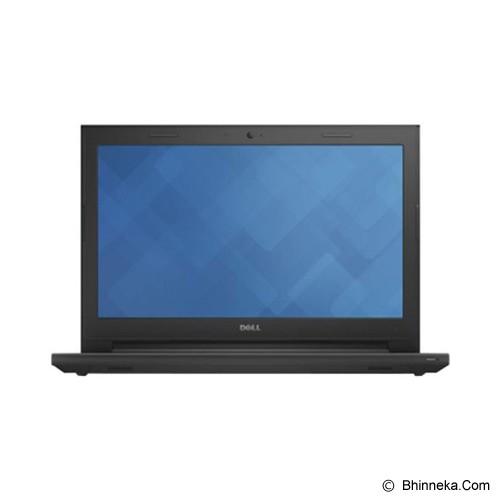 harga DELL Inspiron 14 3437 Non Windows (Core i3-4010U) - Black Bhinneka.Com