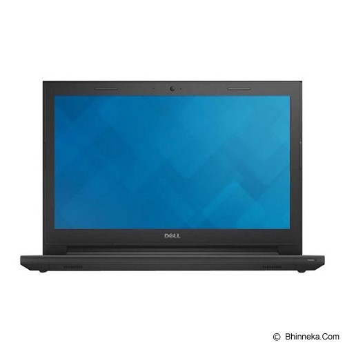 DELL Inspiron 14 3443 Windows (Core i7-5500U) - Black - Notebook / Laptop Consumer Intel Core I7