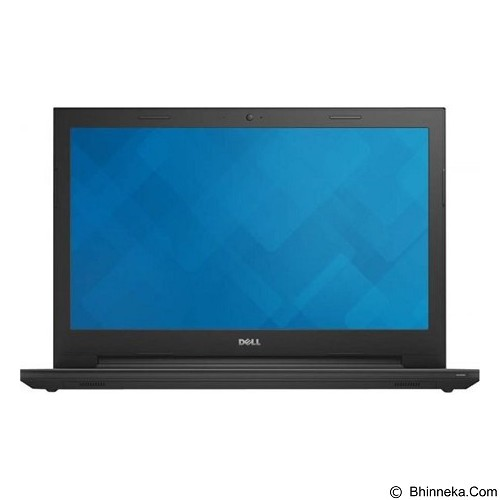 harga DELL Inspiron 15 3567 Non Windows (Core i3-6006U) - Black Bhinneka.Com