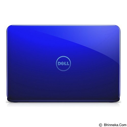 DELL Inspiron 3162 Non Windows (Celeron-N3050) - Blue (Merchant) - Notebook / Laptop Consumer Intel Celeron