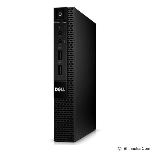 DELL OptiPlex 3020 Non Windows (Core i3-4150T) (Merchant) - Desktop Mini Pc Intel Core I3