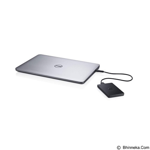 DELL Portable Backup Hard Drive USB 3.0 1TB - Hard Disk External 2.5 Inch