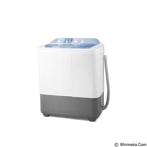 DENPOO Mesin Cuci 2 Tabung [DW888] (Merchant) - Mesin Cuci Twin Tub