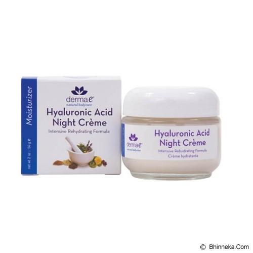 DERMAE Hyaluronic Acid Night Creme - Krim / Pelembab Wajah
