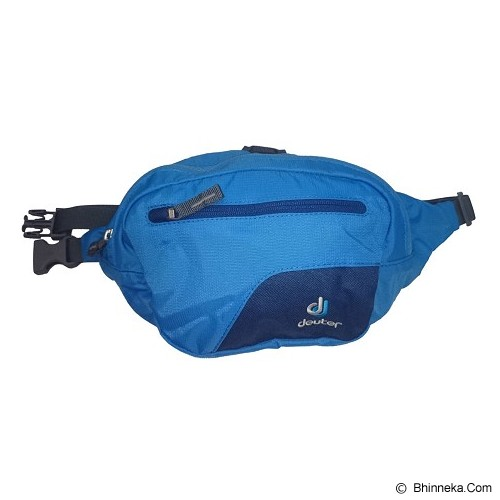 DEUTER Belt II Waist Bag [39010-3305-0] - Coolblue Steel - Tas Pinggang / Travel Waist Bag