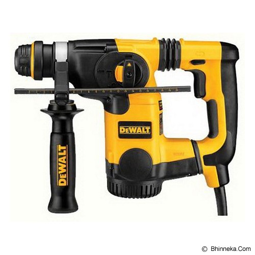 DEWALT L-Shape Combination Hammer Low Vibration 26mm [D25323K] (Garansi Merchant) - Bor Mesin