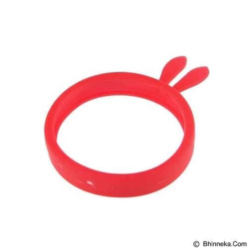 DEXTRA Bumper Rabbit - Red (Merchant) - Casing Handphone / Case