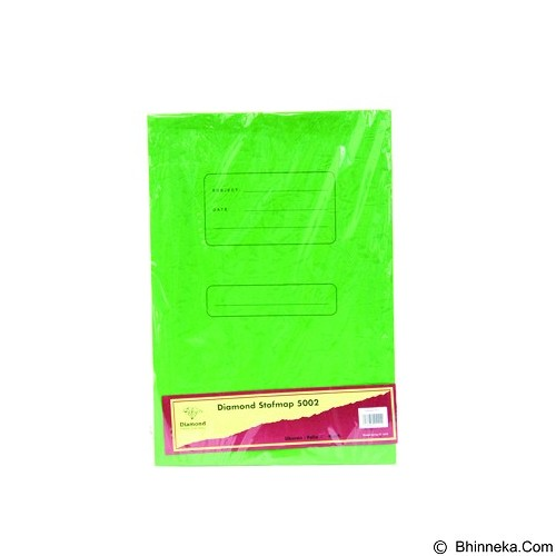 DIAMOND Stop Map 4002/5pcs - Green - Map Plastik