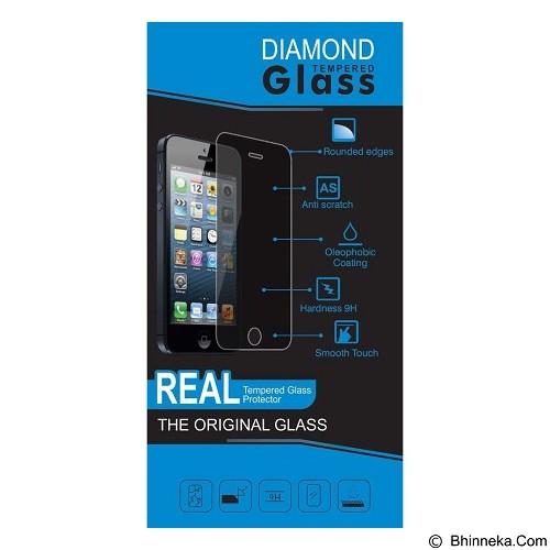 DIAMOND Tempered Glass Screen Protector Samsung Galaxy Note 5 (Merchant) - Screen Protector Handphone