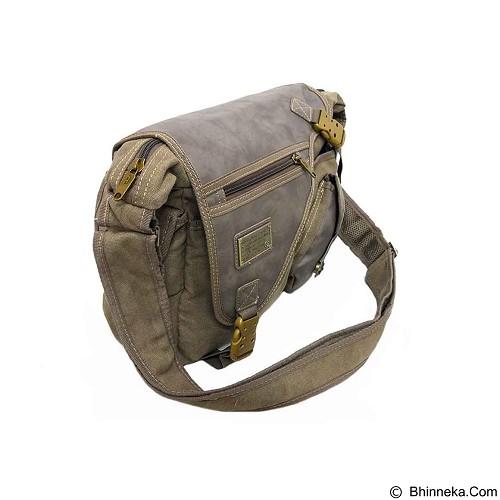 DIESEL Tas Selempang [4390] - Brown - Notebook Shoulder / Sling Bag