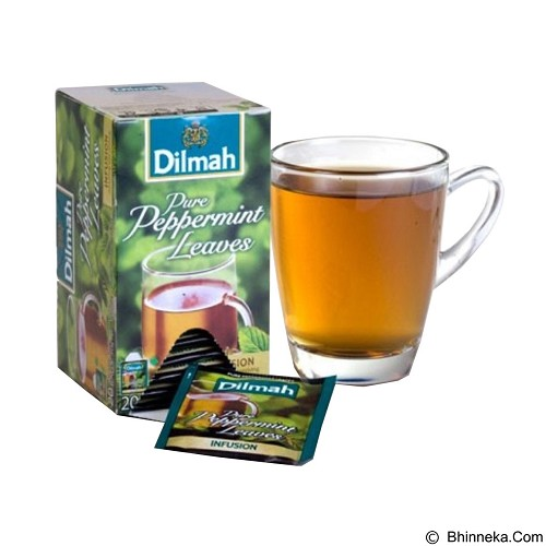 DILMAH Teh Celup Pure Peppermint Leaves - Teh Instan & Celup