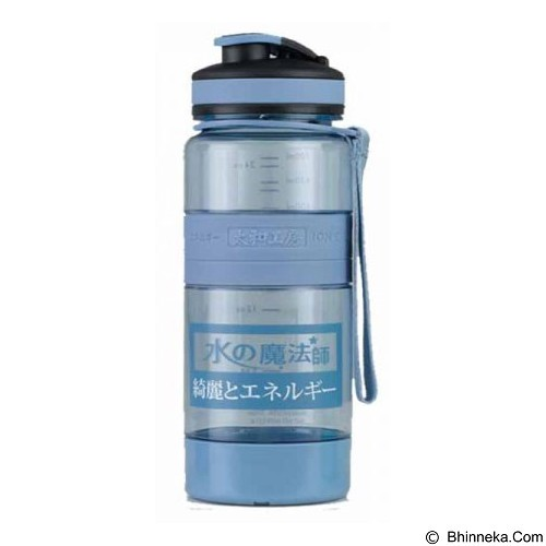 DIMARCO Magic Energy Bottle Ion 500ml - Blue - Botol Minum