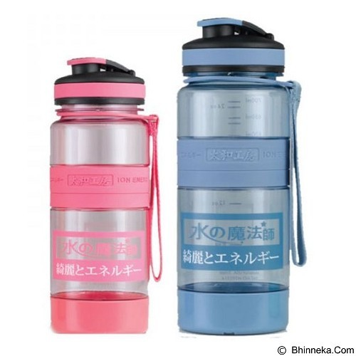 DIMARCO Paket Magic Energy Bottle Ion 500ml & 700 ml - Botol Minum