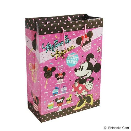 DISNEY Mickey Large Paper Bag [MC453316] - Gift Bag