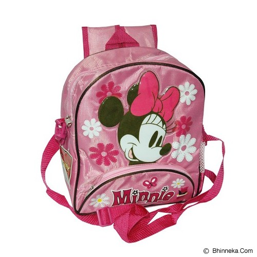 DISNEY Minnie Mouse Toddler Backpack [MN917101] - Tas Anak