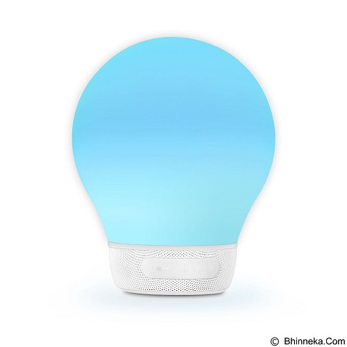 DIVOOM Bluetune Aura Bulb [90100058012] - Silver - Speaker Bluetooth & Wireless