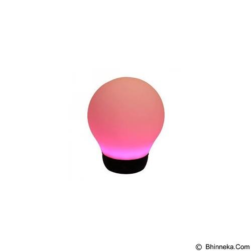 DIVOOM Bluetune Aura Bulb [90100058013] - Black - Speaker Bluetooth & Wireless