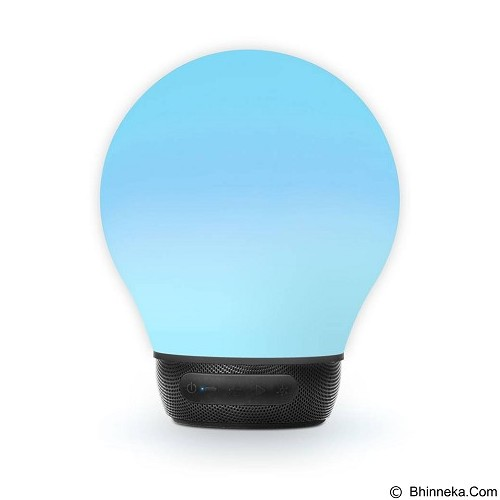 DIVOOM Bluetune Aura Bulb [90100058013] - Black - Speaker Bluetooth & Wireless