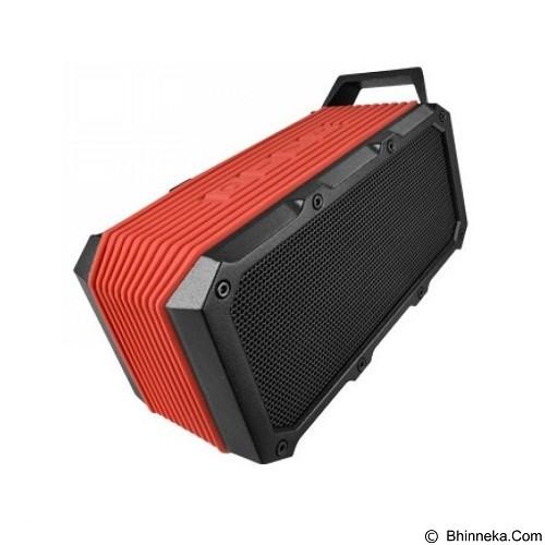 DIVOOM Bluetune Ongo [90100058003] - Black Red - Speaker Bluetooth & Wireless