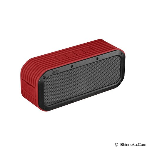 DIVOOM Bluetune Outdoor [90100056004] - Red - Speaker Bluetooth & Wireless