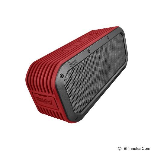 DIVOOM Bluetune Outdoor [90100056004] - Red - Speaker Bluetooth & Wireless