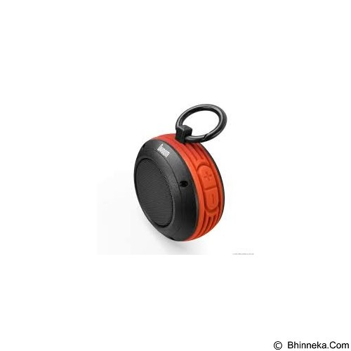 DIVOOM Bluetune Travel [90100057006] - Black Orange - Speaker Bluetooth & Wireless