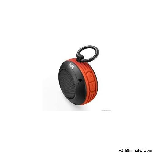 DIVOOM Bluetune Travel [90100057006] - Black Orange - Speaker Bluetooth & Wireless