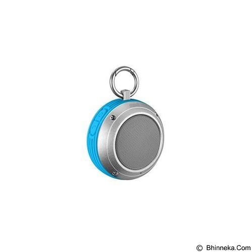 DIVOOM Bluetune Travel [90100057007] - Silver Blue - Speaker Bluetooth & Wireless