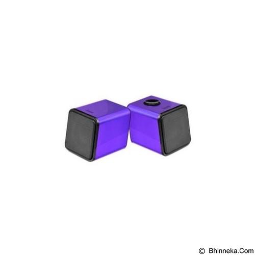 DIVOOM Speaker Portabel Iris2 [90100071006] - Purple - Speaker Portable