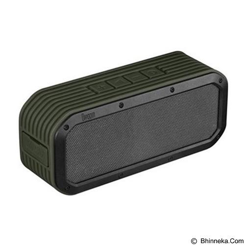 DIVOOM Voombox Outdoor - Green - Speaker Bluetooth & Wireless