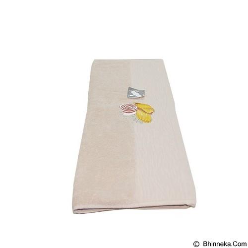 DIXON Handuk Anak BDR Keong Kuning [7120] - Brown - Handuk Bayi dan Anak