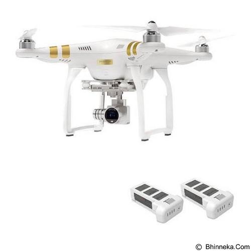 DJI Phantom 3 Professional Extra 2 Battery (Merchant) - Drone