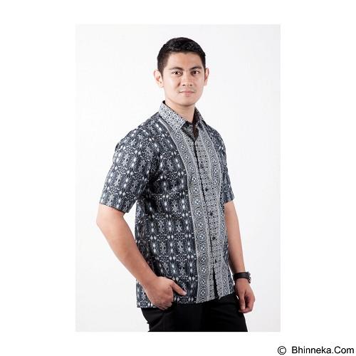 DJOERAGAN Batik Size XL [LK206] (Merchant) - Kemeja Lengan Pendek Pria