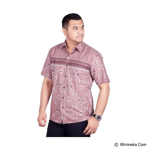 DJOERAGAN Batik Size L [LK312] (Merchant) - Kemeja Lengan Pendek Pria