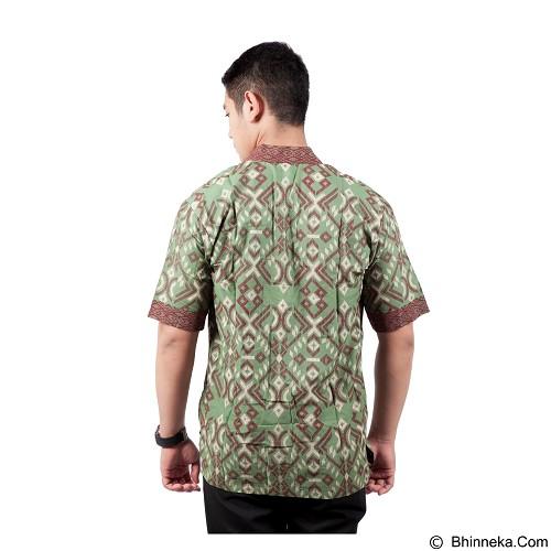 DJOERAGAN Batik Size L [Luk7] (Merchant) - Kemeja Lengan Pendek Pria
