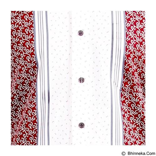 DJOERAGAN Batik Size M [LK01] (Merchant) - Kemeja Lengan Pendek Pria