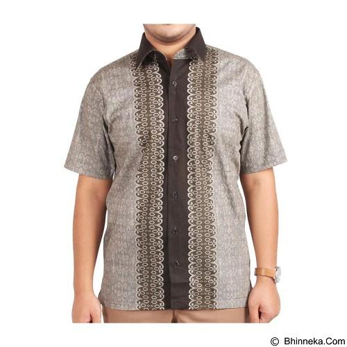 DJOERAGAN Batik Size M [LK04] (Merchant) - Kemeja Lengan Pendek Pria