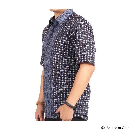 DJOERAGAN Batik Size M [LK08] (Merchant) - Kemeja Lengan Pendek Pria