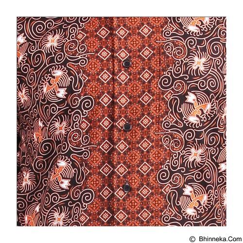 DJOERAGAN Batik Size M [LK10] (Merchant) - Kemeja Lengan Pendek Pria