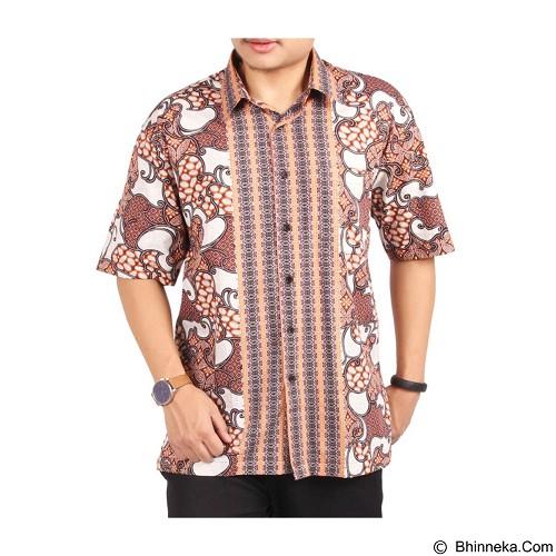 DJOERAGAN Batik Size M [LK11] (Merchant) - Kemeja Lengan Pendek Pria