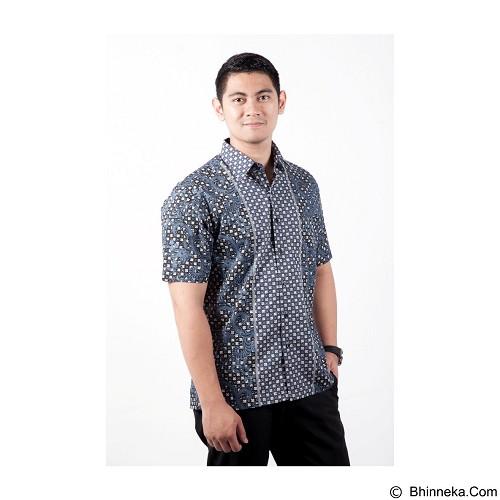 DJOERAGAN Batik Size M [LK204] (Merchant) - Kemeja Lengan Pendek Pria