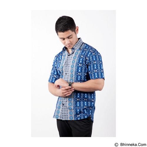 DJOERAGAN Batik Size M [LK205] (Merchant) - Kemeja Lengan Pendek Pria