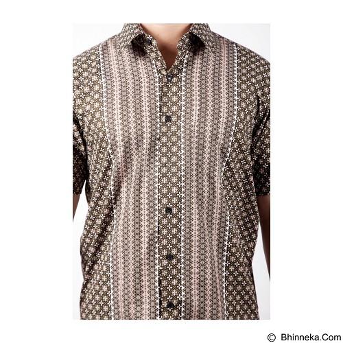 DJOERAGAN Batik Size M [LK209] (Merchant) - Kemeja Lengan Pendek Pria