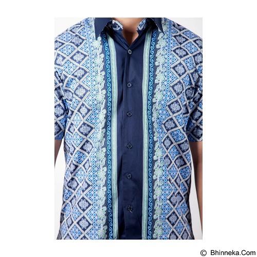 DJOERAGAN Batik Size M [LK212] (Merchant) - Kemeja Lengan Pendek Pria