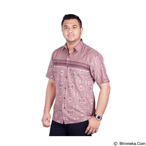 DJOERAGAN Batik Size M [LK312] (Merchant) - Kemeja Lengan Pendek Pria