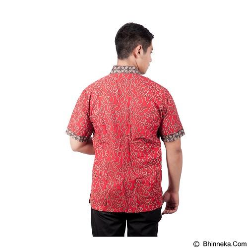 DJOERAGAN Batik Size M [Luk2] (Merchant) - Kemeja Lengan Pendek Pria