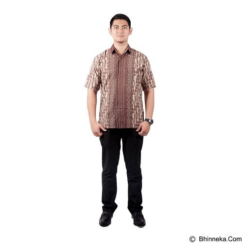 DJOERAGAN Batik Size M [Luk3] (Merchant) - Kemeja Lengan Pendek Pria